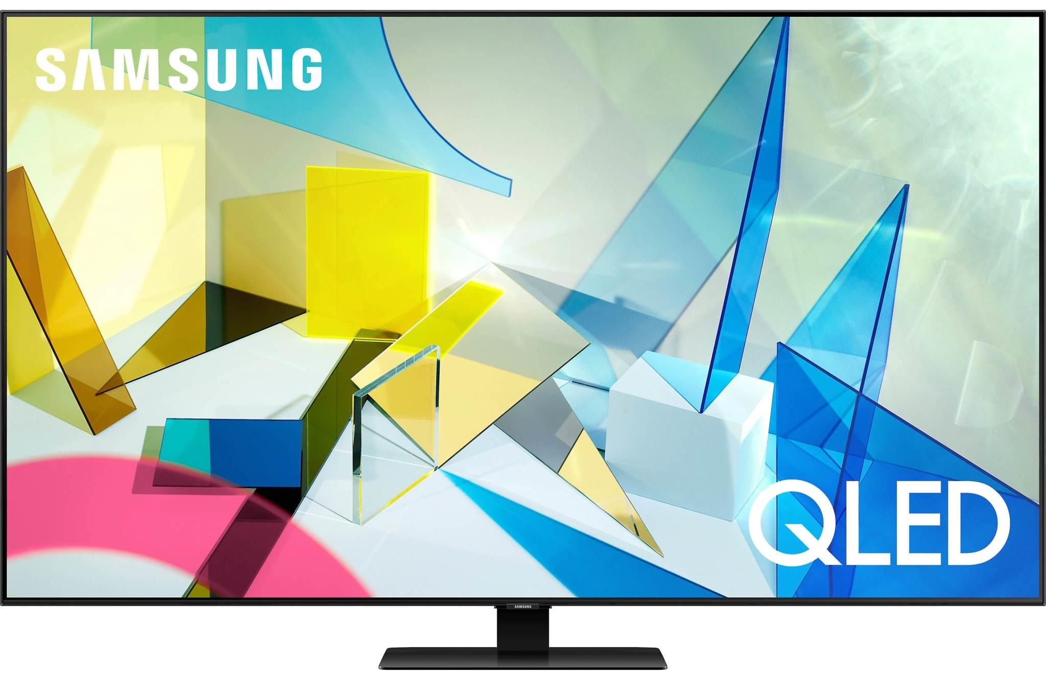 Samsung QN55Q80T QLED 4K HDR Smart TV