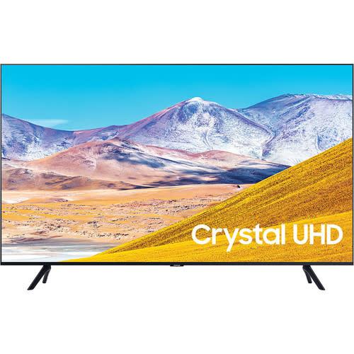 "Samsung Samsung 55"" UN55TU8000 4K HDR Smart TV"