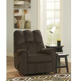 Signature Design Raulo, Rocker Recliner, Moss, 1750225
