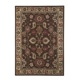 "Signature Design Stavens, Medium Rug 60""X96"", Brown, R400102"