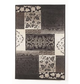 "Signature Design DISCONTINUED Wexford, Medium Area Rug 62""X86"", Black, R321002"