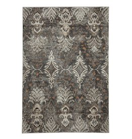 "Signature Design Vidonia, Medium Area Rug 60""X87"", Gray/Taupe, R400312 DISCONTINUED"
