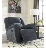 Signature Design Timpson, Rocker Recliner, Indigo, 6190025