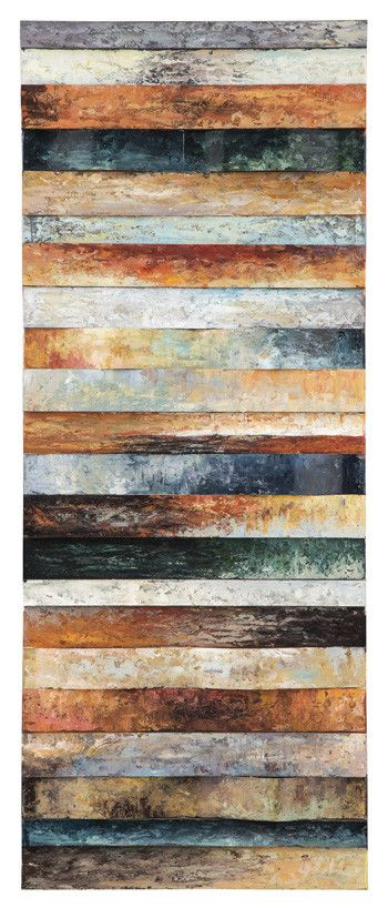 Signature Design Odiana Wall Decor - Multi, A8000189