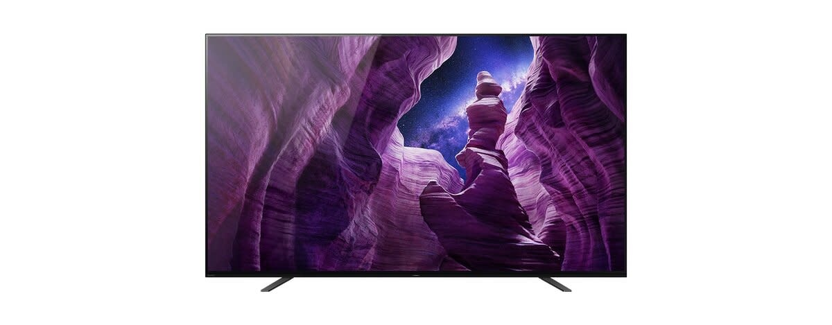 "Sony Sony 65"" XBR65A8H 4K OLED Smart TV"