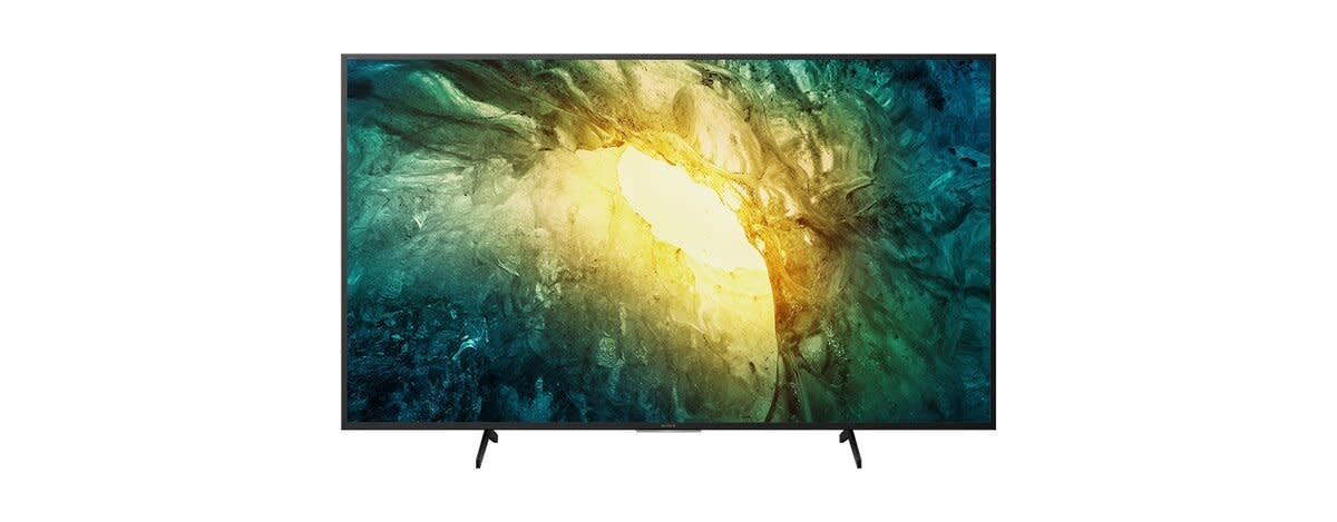 "Sony Sony 65"" KD-65X750H 4K HDR LED Smart TV"