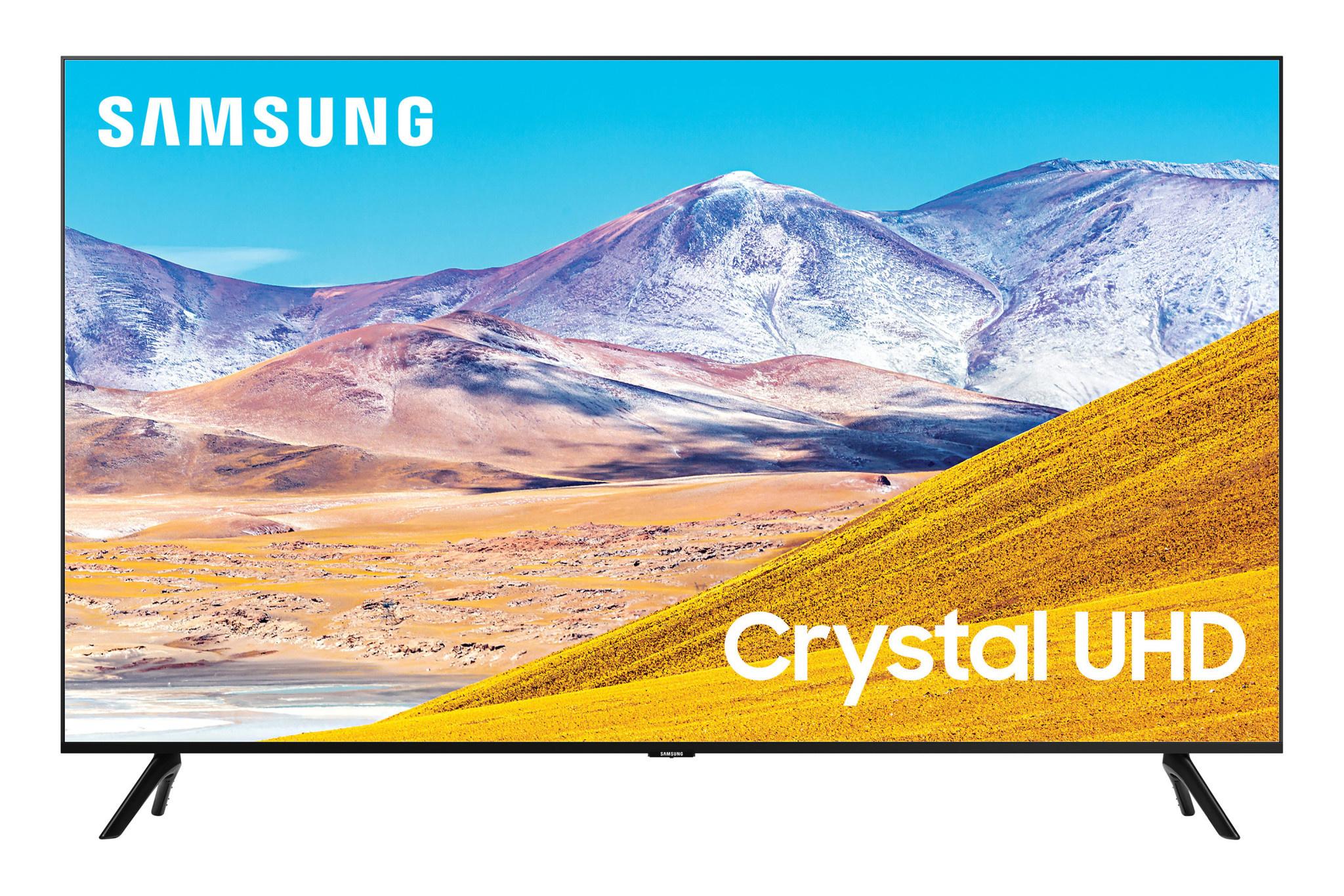 "Samsung Samsung 65"" UN65TU8000 4K HDR Smart TV"