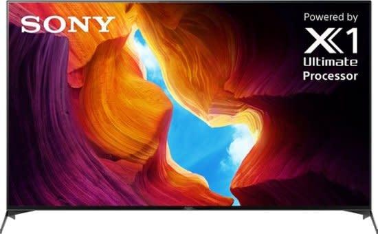 "Sony Sony 75"" XBR75X950H 4K LED Smart TV"