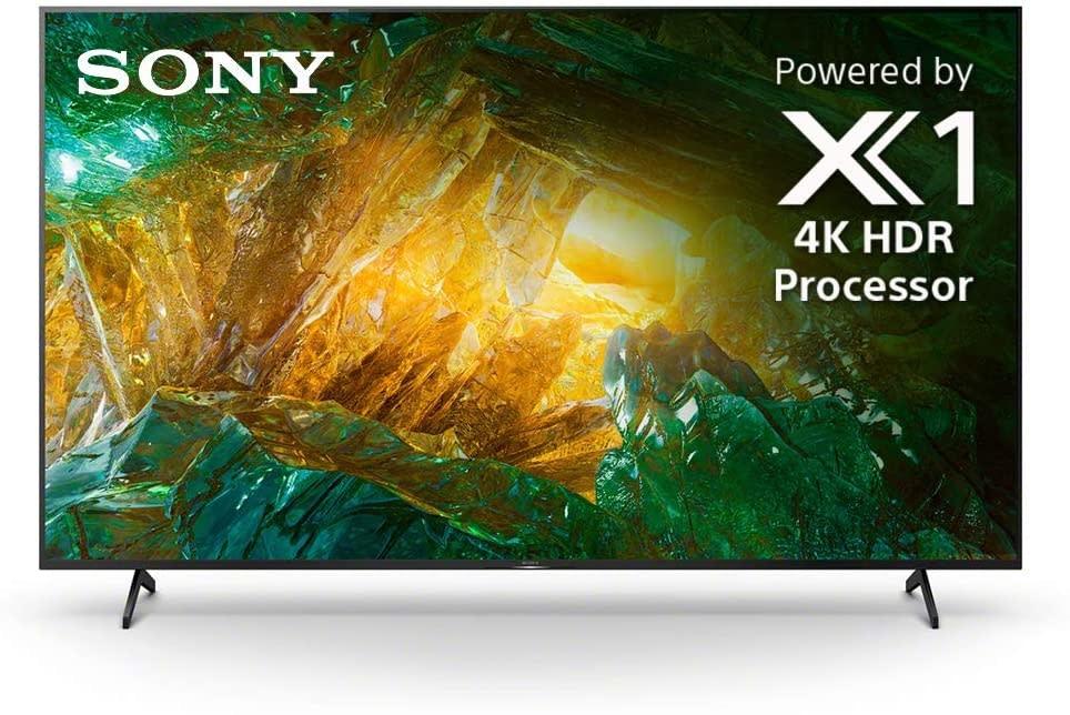 "Sony Sony 85"" XBR85X800H 4K HDR LED Smart TV"