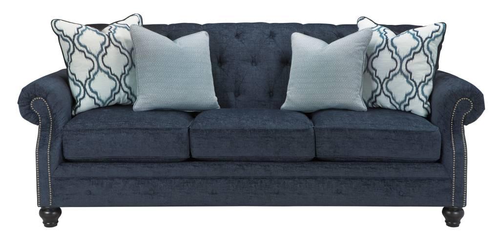 Signature Design LaVernia Sofa - Navy