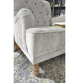 "Signature Design ""Dinara"" Accent Chair- Dove Gray- A3000200"