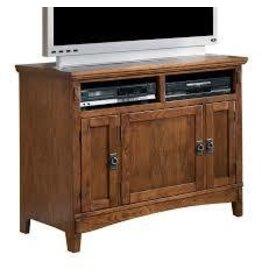 Signature Design Cross Island  TV Stand, Medium Brown W319-18