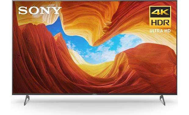 "Sony Sony 55"" XBR55X900H 4K HDR LED Smart TV"