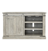 "Signature Design ""Carynhurst"" Medium TV Stand- Whitewash- W755-28"
