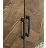 "Signature Design ""Prattville"" Accent Cabinet- Brown- A4000308"