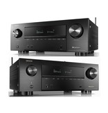 Denon Denon AVR-2700H (2020 Model) 7.2ch 8K AV Receiver with 3D Audio, Voice Control and HEOS Built-in®