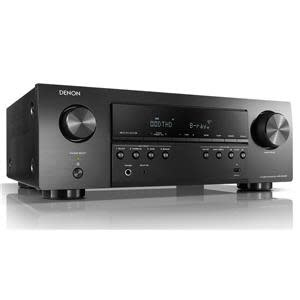 Denon Denon AVR-S540BT 5.2 Ch. 4K Ultra HD AV Receiver with Bluetooth and Dolby Vision