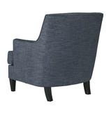 "Benchcraft ""Tenino"" Accent Chair- Indigo Color- 5480321"