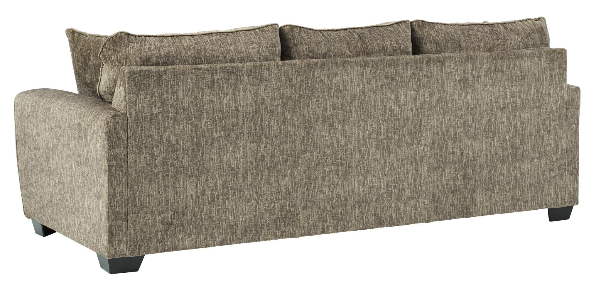 "Signature Design ""Olin"" Sofa- Chocolate- 4000238"