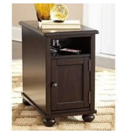 Signature Design Barilanni Chairside End Table Powered T934-7