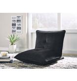 "Signature Design ""Baxford"" Floor Accent Chair ""Charcoal color"" A3000275"