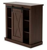 Signature Design Camiburg Accent Cabinet- Antique Brown- A4000359