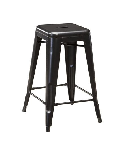 Signature Design Pinnadel Stool - Gray (4CN) Price per stool