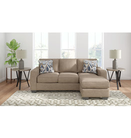 """Signature Design """"Greaves"""" Reversible Sofa Chaise- Driftwood 5510518"""