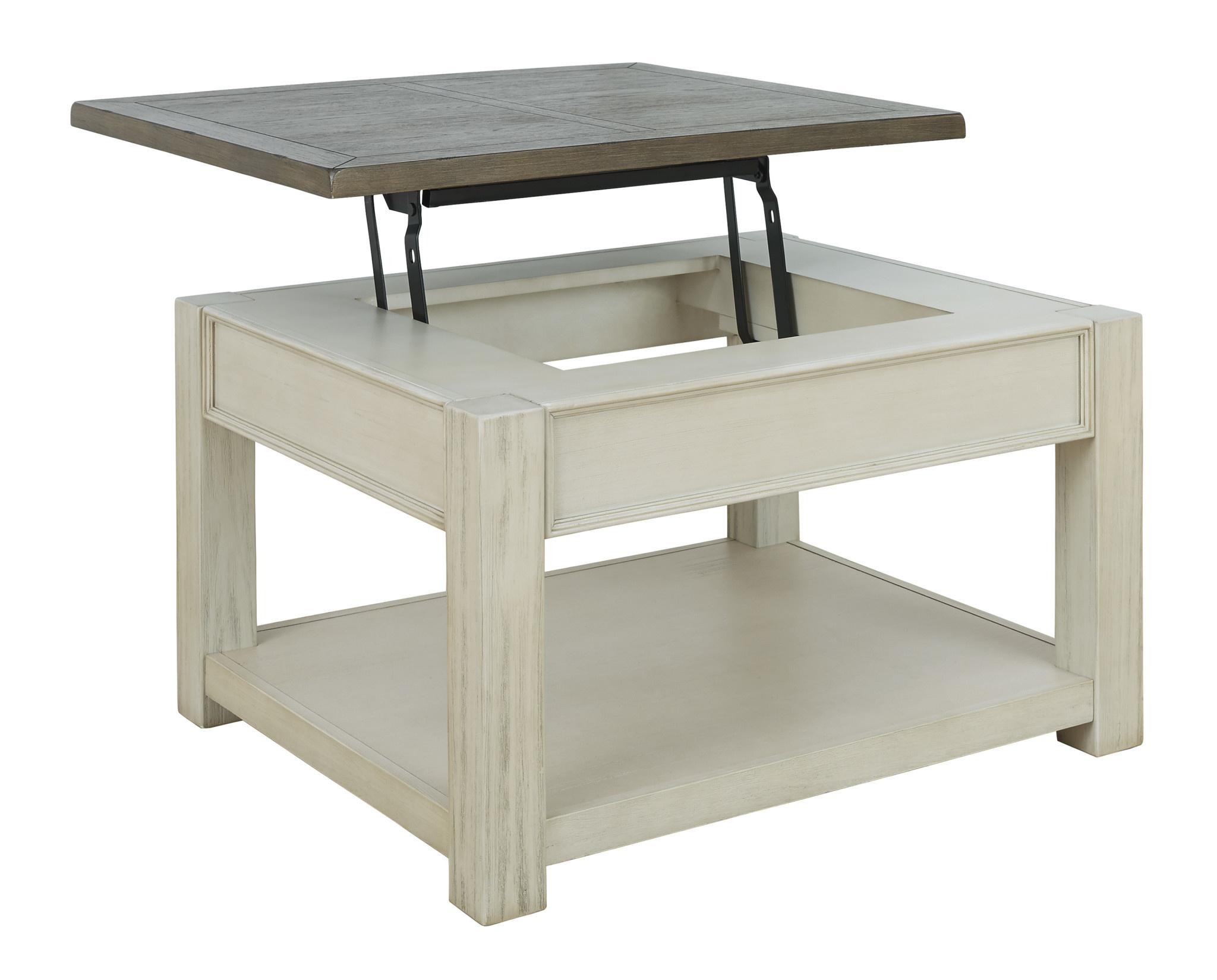 """Signature Design """"Bolanburg"""" Coffee Table w/Lift Top- T751-0"""