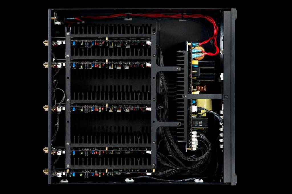 Emotiva Emotiva XPA-2 Gen3 300wpc RMS Stereo Audiophile Power Amplifier