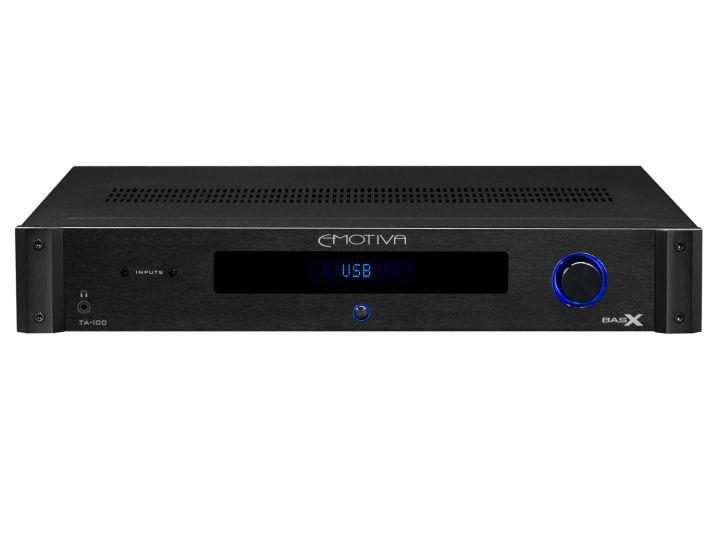 Emotiva Emotiva BasX PT-100 Stereo Preamplifier/DAC/Tuner