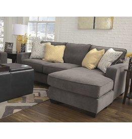 Signature Design Hodan Sofa Chaise - Marble 7970018