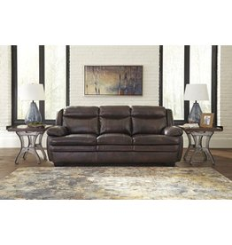 Signature Design Hannalore Leather Sofa 1530438