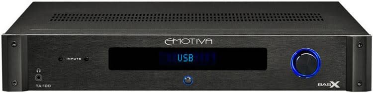 Emotiva Emotiva TA-100 Integrated Amp