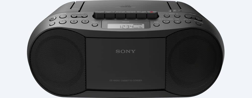 Sony CFD-S70 CD/Cassette Boombox