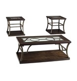 Signature Design T095-13 Lamink Occasional Table Set of 3