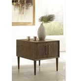 Signature Design Kisper Square End Table T802-2