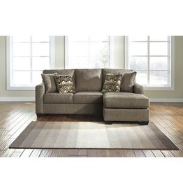 Signature Design Tanacra REVERSIBLE Sofa Chaise, Tweed 1460218