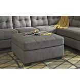 Signature Design Maier Charcoal Ottoman