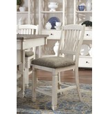 Bolanburg Upholstered Barstool (2/CN) - Two-tone D647-124