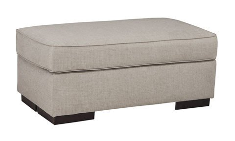 Signature Design Lainier Ottoman - Alloy