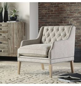 Signature Design Trivia, Accent Chair, Casual- Bone color A3000039