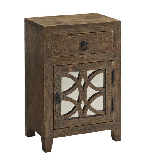 Signature Design Charlowe Night Stand - Brown B013-692
