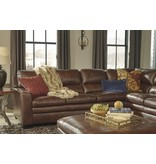 Signature Design Gleason, 2 piece Sectional with corner wedge, canyon color