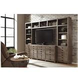 Signature Design Keeblen Extra Large TV Stand - Grayish Brown