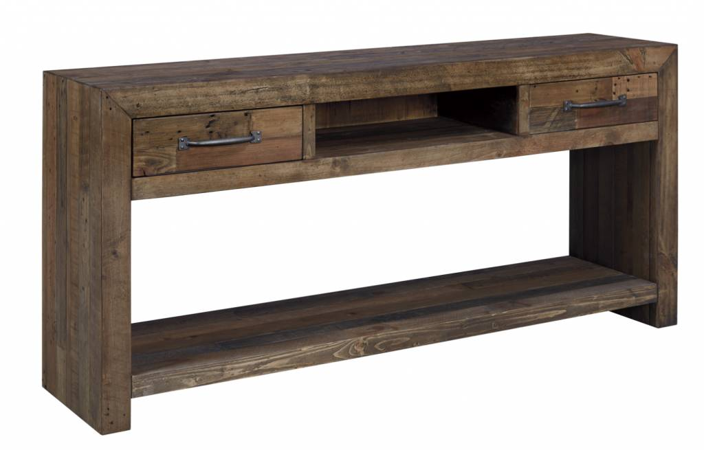Signature Design Sommerford Sofa Table - Brown