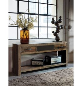 Signature Design Sommerford Sofa Table - Brown T975-4