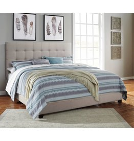 Signature Design KING- CREAM B130-582 Dolante Upholstered Beds