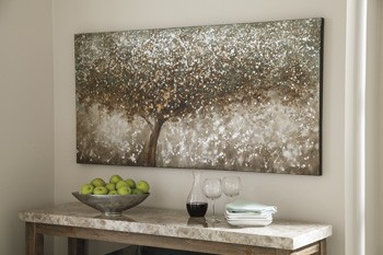 "Signature Design O'keria Wall Art - Multi, 60.25""W X 30""H A8000190"