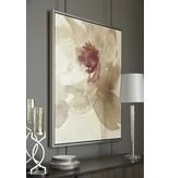 """Signature Design Odam Wall Art - Taupe/Gray/Purple/White 48""""W X 59""""H A8000181"""